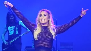 "Demi Lovato ""GIVE YOUR HEART A BREAK"" Guadalajara Mexico (October 18th, 2016)"