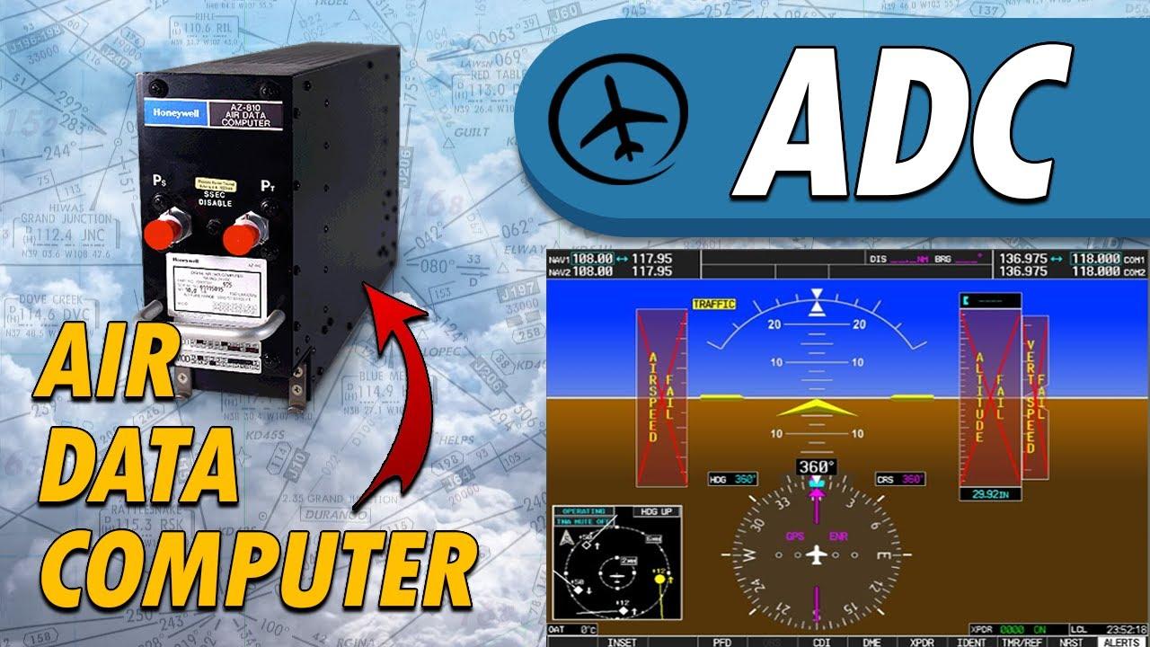 Computadora de Datos del Aire - ADC
