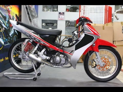 Motor Trend Modifikasi Video Modifikasi Motor Yamaha Jupiter Z