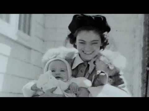 Cunningham Family Video #1  St. Joseph Missouri January 1944