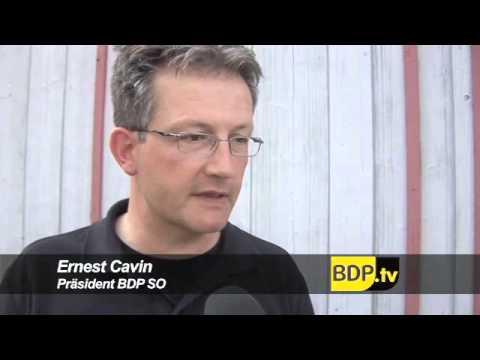 Gründung der BDP Grenchen