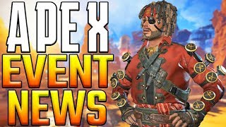 Apex Legends Update on Iron Crown Event Controversy!