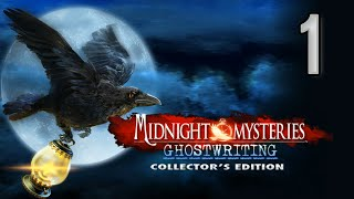 Midnight Mysteries 6: Ghostwriting CE [01] w/YourGibs - VILLAIN ENTERS BOOKS - OPENING - Part 1