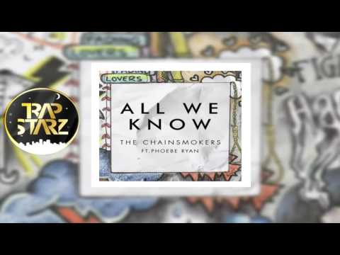 The Chainsmokers - All We Know (Instrumental HQ ) ft. Phoebe Ryan
