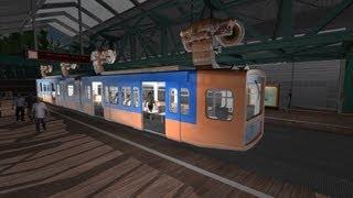 Schwebebahn Simulator 2013 [1080p]