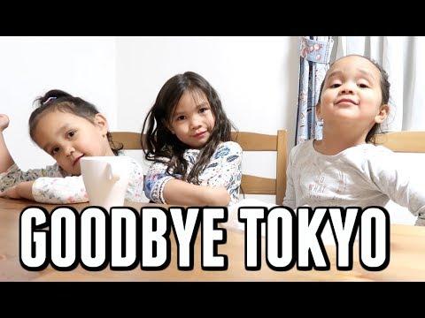 GOODBYE TOKYO! -  ItsJudysLife Vlogs