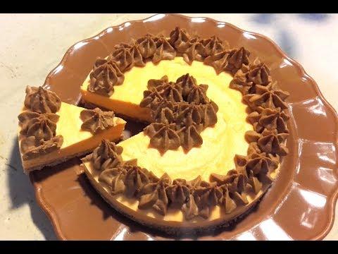 ❤️-gâteau-(façon-bavarois)-de-patates-douces-(sans-four)