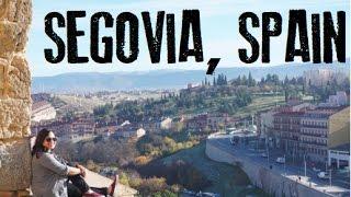 Day Trip to Segovia, Spain
