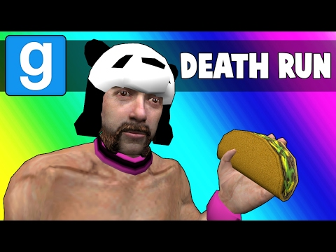Thumbnail: Gmod Deathrun Funny Moments - Dashing Through the Docks (Garry's Mod)