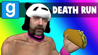 Gmod Deathrun Funny Moments - Dashing Through the Docks (Garry's Mod)