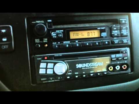 5400 - 2004 Honda Odyssey EXL DVD Blue 166k