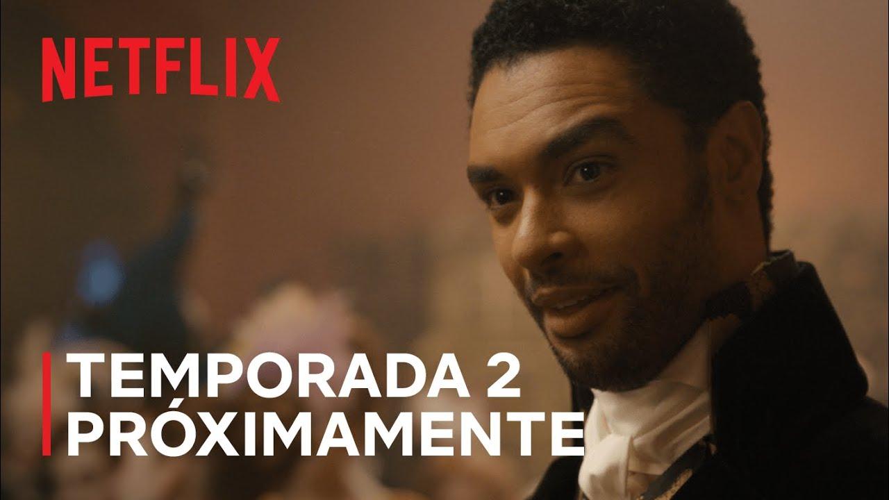 Bridgerton | Anuncio de la temporada 2 | Netflix