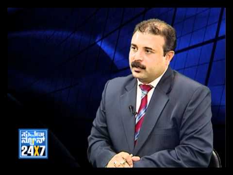 Seg_ 2 - Target with Small scale industry Minister Rajeev gowda - 28 April 12 - Suvarna News