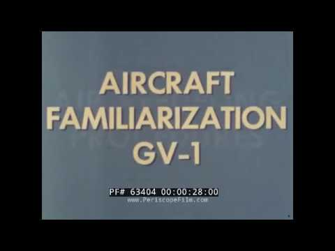 LOCKHEED MARTIN KC-130 TANKER GV-1  AIR REFUELING PROCEDURES F-8 CRUSADER 63404