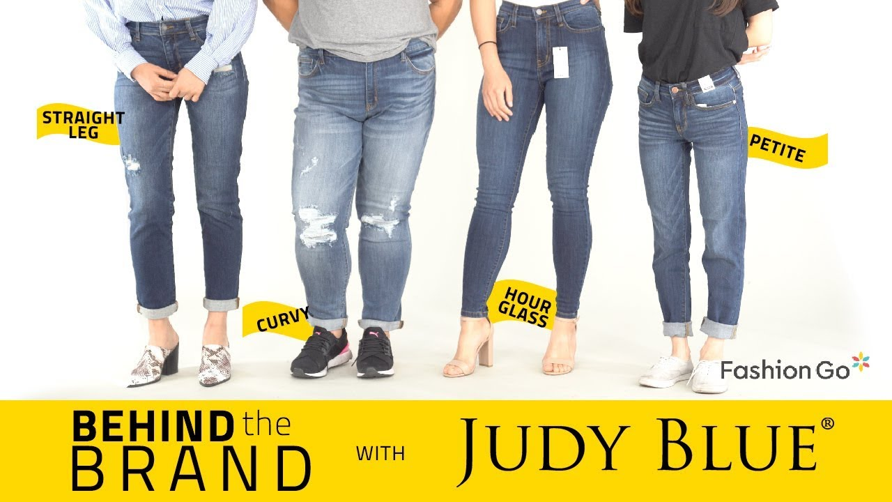 The Best Jeans For Your Body Type Judy Blue Youtube