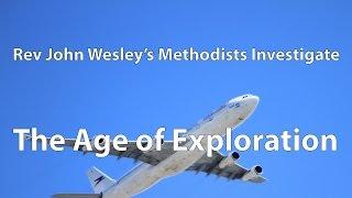 John Wesley James Cook Age of Exploration