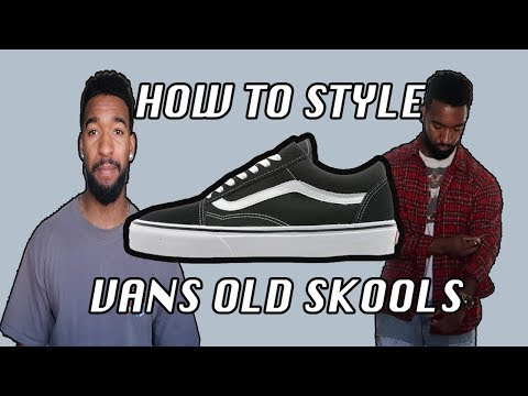 How To Style Vans Old Skools (SUMMER OUTFITS)