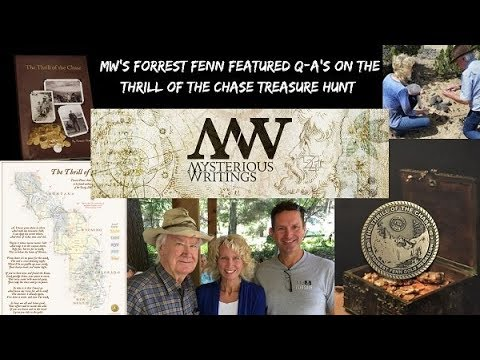 Clues in the Poem: MW's Featured Question with Forrest Fenn Treasure Hunt