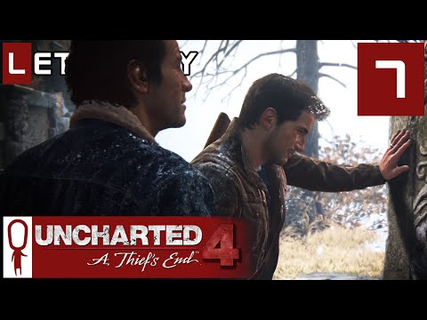 Uncharted 4 - Part 7 - The Grave of Henry Avery - Let's Play - Gameplay Walkthrough