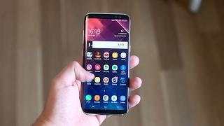 Samsung Galaxy S8 - Five Pros & Cons!