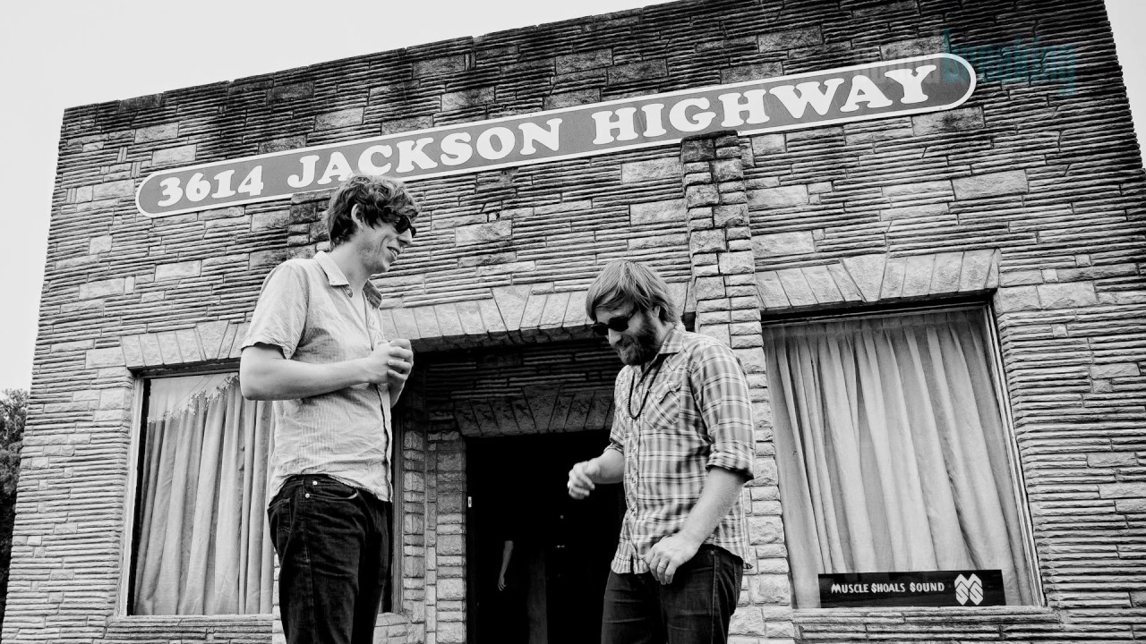 the black keys at muscle shoals youtube