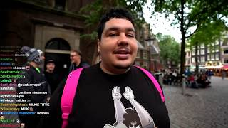 GREEK REACTS To The *RED-LIGHT DISTRICT* In Amsterdam