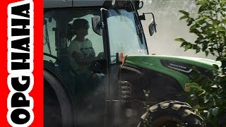 (2018) Orchard beautification - Walnuts | Deutz Fahr Orchard Tractor & Gramip flail mower | P4 & GH5