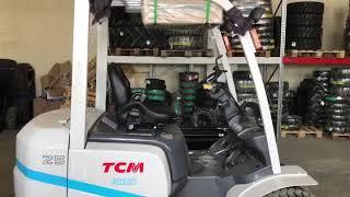 видео Запчасти для погрузчиков TCM