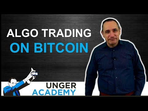 Algo Trading on Bitcoin...
