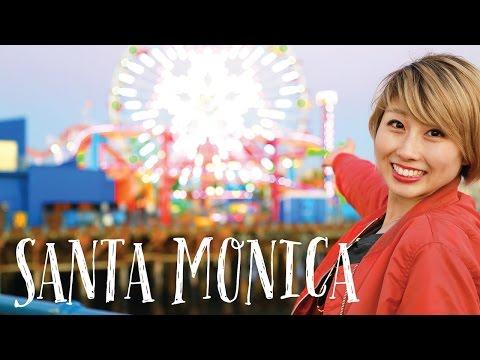 Santa Monicaの観覧車に乗ろう❤️  [生配信] Pacific Park🌴 〔#485〕