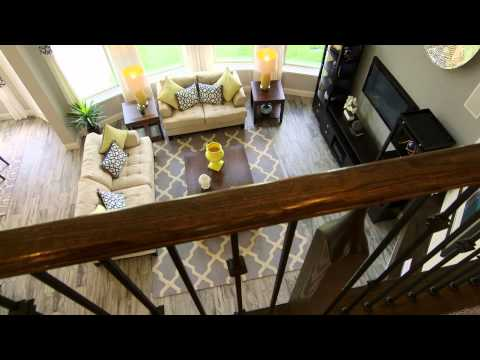 Kingswood Trails Community in Dallas / Ft. Worth, TX | The Berkeley Floor Plan | Meritage Homes