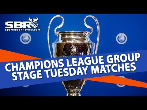 Champions League Betting Predictions | Tuesday Match Previews | Team Bankroll
