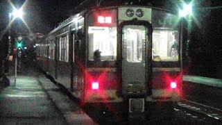 【701系】JR奥羽本線 前山駅から普通列車発車