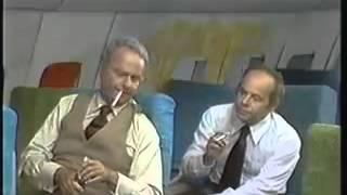 Carol Burnett Show Funny Airline Skit