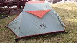Gear: #18 ALPS Mountaineering Zephyr 2