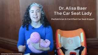 The Car Seat Lady: Putting your infant in a car seat.