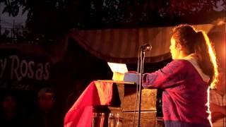 Repeat youtube video Acto a 40 años del golpe militar PTR Discurso Bárbara Brito