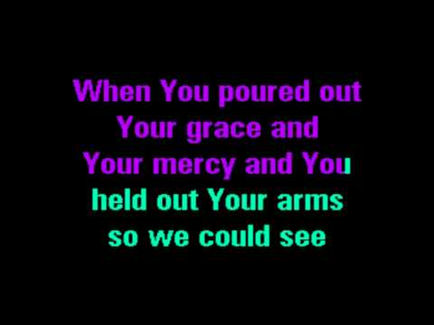 Jeremy Camp - The Way (karaoke)