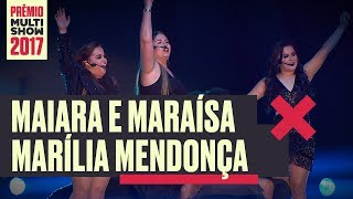 Baixar Festa das Patroas   Marília Mendonça + Maiara e Maraísa   Prêmio Multishow 2017
