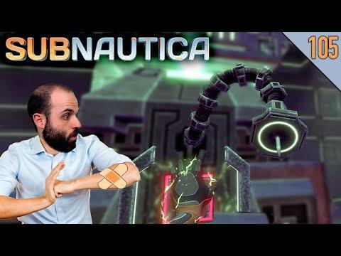 Subnautica #105 | VISITA AL ARMA ALIEN | Gameplay Español