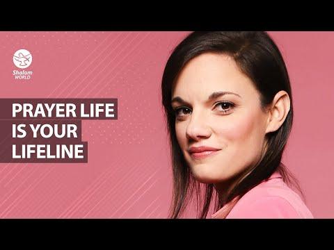 Prayer Life is Your Lifeline   Sarah Kroger   Beats