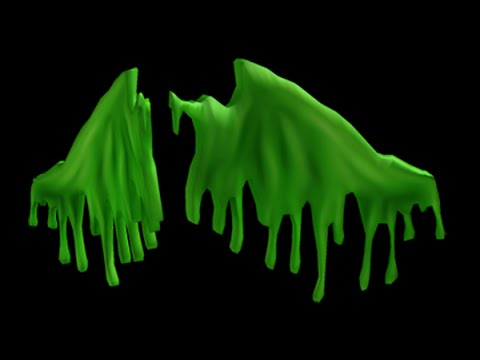 How To Get The Nickelodeon Slime Wings On ROBLOX