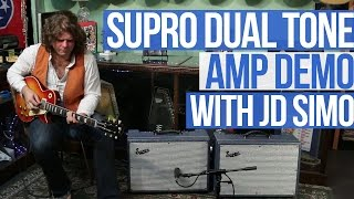 JD Simo Talks Jimmy Page, Supro and Led Zeppelin Guitar Tones