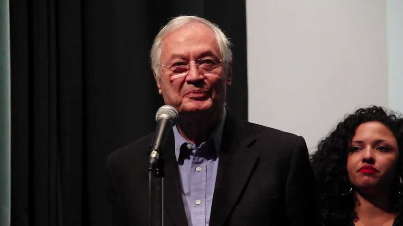 Roger Corman at the 49th New York Film Festival