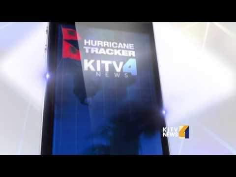 Download The KITV Hurricane Tracker App!