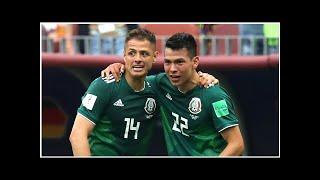 South Korea vs Mexico: TV channel, live stream, squad news & preview