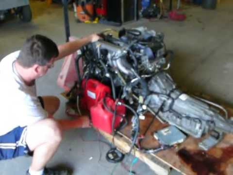 ZFever wiring harness service 1JZGTE VVTi engine running