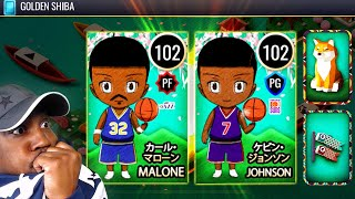 GOLDEN WEEK PACK OPENING & ARENA GAMEPLAY! NBA Live Mobile 20 Season 4 Ep. 58