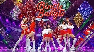 SBS Inkigayo 인기가요 EP960 20180603 AOA(에이오에이) - Bingle Bangle(빙글뱅글) SBS Inkigayo(인기가요) is a Korean music program broadcast by SBS.