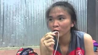 Interview with SMA LOKON TOMOHON (Putri)